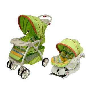 Baby Trend   Travel System with Flex Loc, Sun Dance