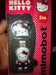 Classic Hello Kitty Mimobot 2gb