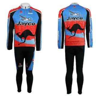 New Outdoor Cycling Bike Sports Wear Bicycle Long Sleeve Clothing