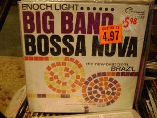 Enoch Light Command Big Band,Bossa Nova Sealed