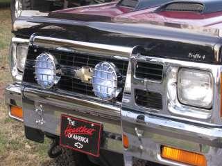82 83 84 Chevy S10 Blazer Pickup Grill Bull Guard Bar