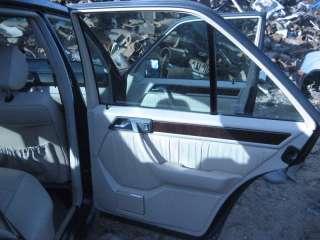 1986 95 Mercedes W124 DOOR PANEL Skin OEM E320 E420 260