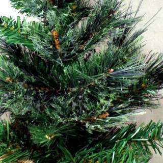 ARTIFICIAL CHRISTMAS TREE / RUSTIC PINE TREE / 18 IN