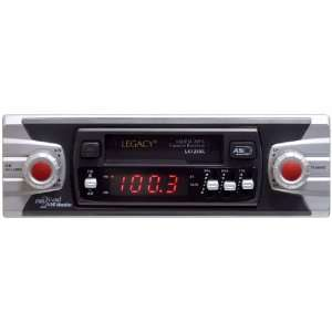 Shafted AM/FM MPX Stereo Cassette Receiver   LR125SX