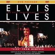 Elvis Lives The 25th Anniversary Concert (Music DVD)