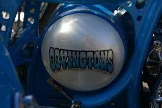 2007 custom built motorcycles covingtons outlaw 120 trike custom