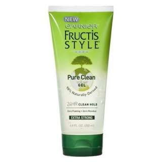 Garnier Fructis Pure Clean Styling Gel   6.8 fl oz product details