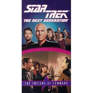 Episode 49: The Ensigns Of Command [VHS]: LeVar Burton, Gates McFadden