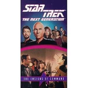 Episode 49: The Ensigns Of Command [VHS]: LeVar Burton, Gates McFadden