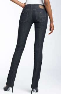 DIESEL® Livy Super Skinny Stretch Jeans (Dark Blue Wash
