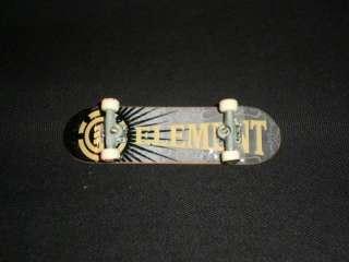 Rare Tech Deck Decks Teck ELEMENT SKATEBOARD Finger Board Retired
