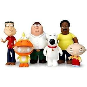 Peter Griffin, Cleveland Brown, Brian, Stewie, Quagmire Halloween