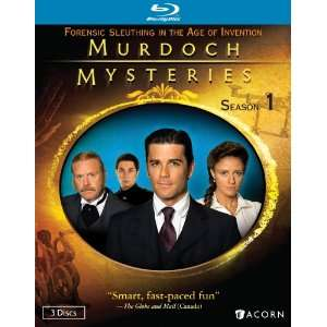 Season 1 [Blu ray] Yannick Bisson, Thomas Craig Movies & TV