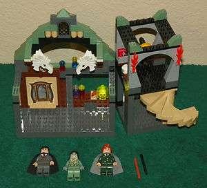 LEGO 4752   HARRY POTTER   PROFESSOR LUPINS CLASSROOM   2004