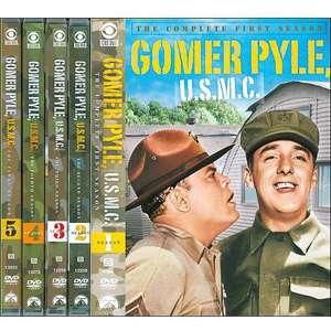 Gomer Pyle U.S.M.C. Complete Series Pack (Full Frame) TV Shows