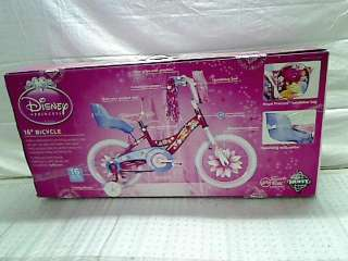 NEW Huffy 16 Inch Girls Princess Bike (Pink) TADD