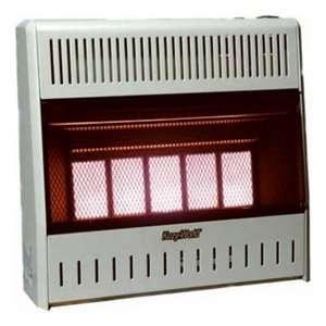Kozy World KWP324 25,000 BTU Vent Free LP Gas Infrared Wall Heater