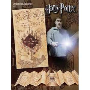 Harry Potter the Order of the Phoenix Marauders Map Replica