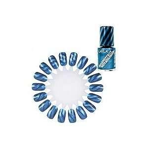 Layla Magneffect Nail Polish Metallic Sky (Quantity of 3