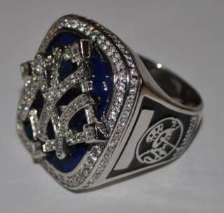 NEW YORK YANKEES 2009 WORLD SERIES CHAMPIONSHIP REPLICA RING