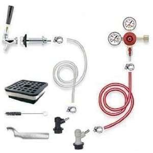 Complete Homebrew Kegerator Conversion Kit (Low Flat Rate