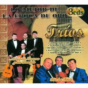 De La Epoca De Oro Trios (3CD) (Digi Pak), Various Artists   Salsa