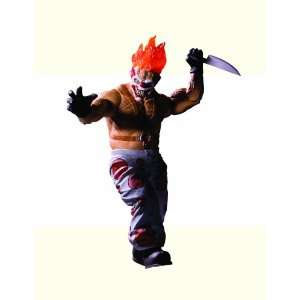 Twisted Metal: Sweet Tooth Action Figure: Toys & Games