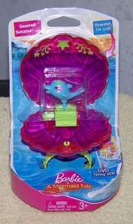 Barbie Mermaid Tale *Seashell Surprise* Dolphin