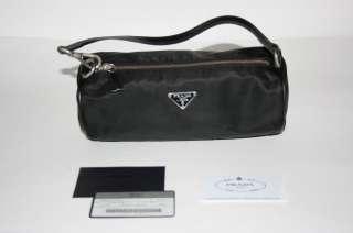 Womens Black Roll Handbags Purse Toiletry Bag Cosmetic Bags