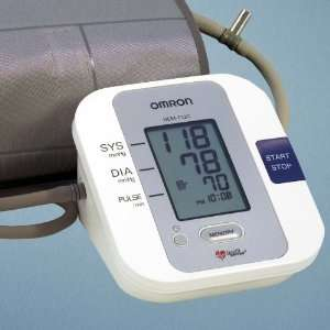 Plus+Size Living Omron Blood Pressure Monitor with Extra Large, Long