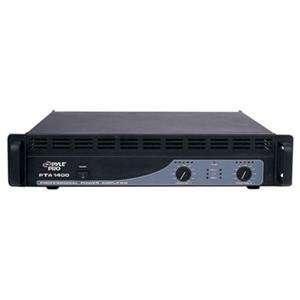 Pyle, 1400W Pro Audio Power Amp (Catalog Category Musical