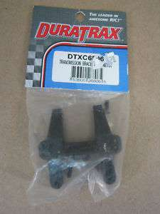 Duratrax DTXC6806 Nitro Evader rear transmission brace