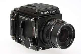Mamiya RB67 Pro 6x7 Camera Kit w/Sekor C 90mm f/3.8 Lens and 120 Back