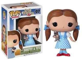 Wizard of Oz Dorothy & Toto Pop Vinyl Figure